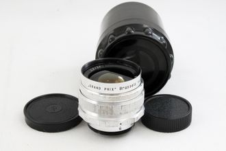 Объектив MIR-1 Grand Prix Brussels 1958 37 mm f/ 2.8 Экспортный №6807656