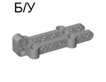 ! Б/У - Bionicle Visorak Torso, Liftarm 8 x 3 x 2, Light Bluish Gray (50904 / 4252399) - Б/У