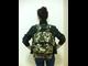 Молодежный рюкзак Zipit GRILLZ BACKPACKS хаки камуфляж