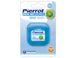 Межзубная лента Pierrot Dental Tape waxed (ВОЩЁНЫЙ), 25 м