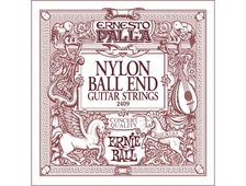 Струны нейлоновые Ernesto Palla Ernie Ball Guitar Strings 2409