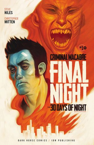 Criminal Macabre: Final Night - The 30 Days of Night Crossover #1-4