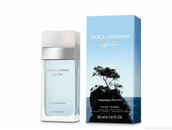 "Dolce And Gabbana ""Light Blue dreaming in portofino"" 100ml"