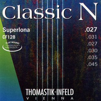 Нейлоновые струны Thomastik-Infeld CF128 Classic N Superlona