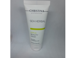 Christina Sea Herbal Beauty Mask Green Apple 60ml
