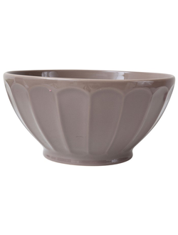Салатник SALAD BOWL   COTYL BROWN D26CM EARTHENWARE 30440