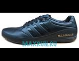 Adidas Porsche Design Black Leather мужские (41-45)