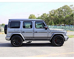 Various premium class armored SUVs based on Mercedes-Benz G500/*G550 W464 and AMG G63/*G65 W464 VR7,VR9 and VR10, 2018-2019 YP