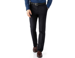 Брюки CHARLES TYRWHITT Slim fit cotton flannel trouser