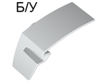 ! Б/У - Technic, Panel Car Mudguard Left, White (61071 / 4540101 / 6015597) - Б/У