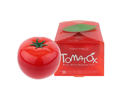 Осветляющая крем-маска для лица Tomatox Magic White