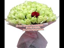 43 розы букет Ворожея