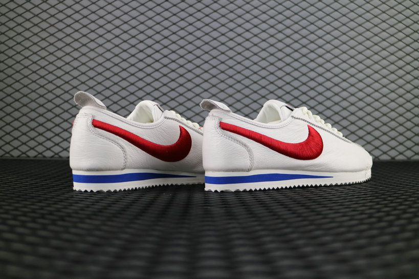 7bdd70ff Купить Nike Cortez '72 White/red / найк кортез 72 Бело/красные в ...