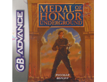 """Medal of Honor: Underground"" Игра для GBA"