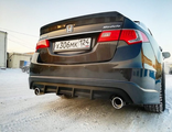 Спойлер DuckTail для Honda Accord CU2