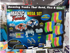 трек magic mega set 170209 360 деталей