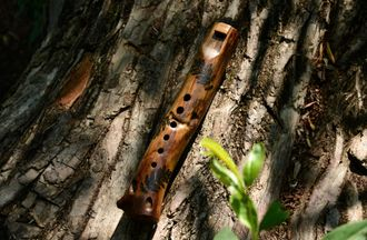 Forest flute in F