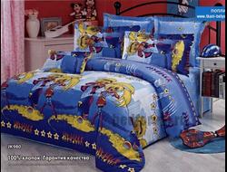 Парочка. Качественное и красивое постельное белье из поплина, только 100% хлопок. Не линяет, не образуются катышки!