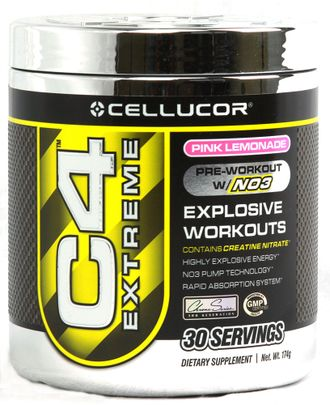 Cellucor C4 Extreme 165 г