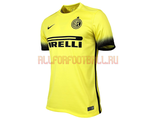 Интер запасная футболка 2015-2016 Inter FC 3rd Kit 2015-2016