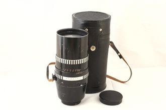Объектив Carl Zeiss Jena DDR Sonnar 300mm f/ 4 №9163147