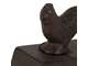 Стопер для двери 200483 DOOR STOPPER HEN CAMPAGNE NAT 12X5.5XH8 CAST IRON