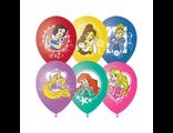 """Воздушные шары """"Принцессы"""""""