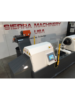 burnishing machine, roller burnishing, skiving, ecoroll machine, cogsdill, sierra machinery, обкатка