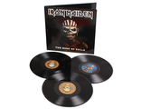IRON MAIDEN The book of souls 3LP