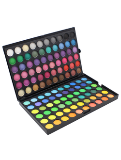 120 Full Colors Pro Eyeshadow Palette