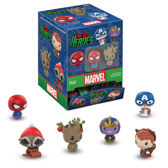 Фигурка Funko Pint Size Heroes: Marvel Holiday