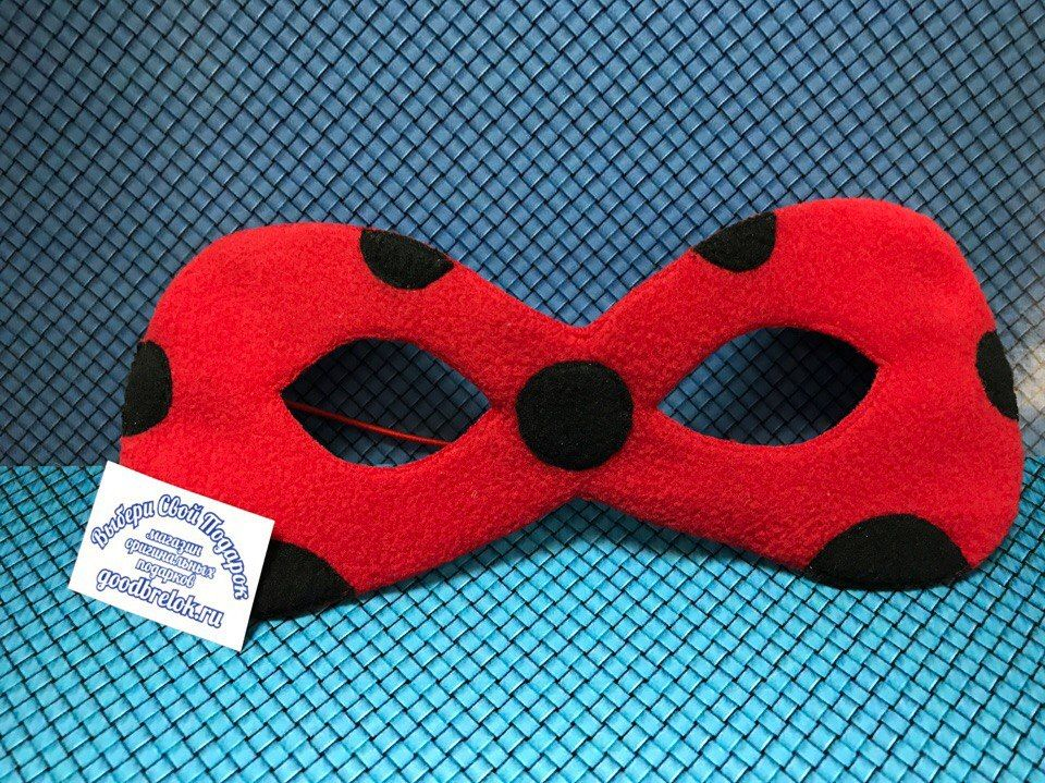 Супер маска своими руками