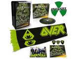 OVERKILL The grinding wheel BOX SET MAILORDER