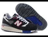 Кроссовки New Balance 998 черные