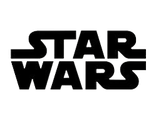 Наклейка Star Wars (logo)