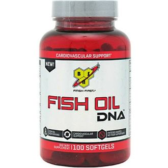 (BSN) Fish Oil DNA - (100 капс)