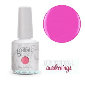 Gelish Harmony, цвет № 010029 Rose-Y Cheeks - Botanical Awakening Collection 2016