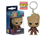 Брелок Funko Pocket POP! Keychain: Marvel: Guardians O/T Galaxy: Ravager Groot