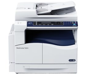 Монохромное МФУ XEROX WorkCentre 5024D