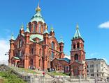 Поездка в Хельсинки из СПб. Церкви и храмы Хельсинки
