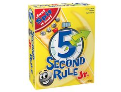 5 Second Rule (junior version)
