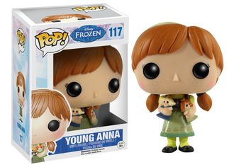 Funko Pop! Disney: Frozen - Young Anna | Дисней: Холодное сердце - милашка (маленькая) Анна