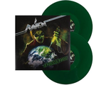 Raven - ExtermiNation 2LP Green