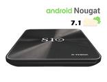 R-TV Box S10. Мощная равным образом много-функциональная Смарт ТВ приставка. 0 Гб / 02 Гб. Android 0.1. Все во одном для того ТВ.