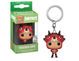 Брелок Funko Pocket POP! Keychain: Fortnite S2: Tricera Ops