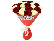 25 роз Ажур