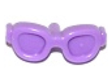 Friends Accessories Glasses, Oval Shaped with Pin, Medium Lavender (93080l / 6097073)