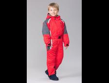 Комбинезон детский, термофаб артикул WQ-715 красный