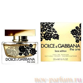 "Dolce & Gabbana ""The One Lace Edition"", 75ml"