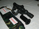Russian optical scope PO 3-9x24 rangefinding illuminated reticle SVD, Tigr
